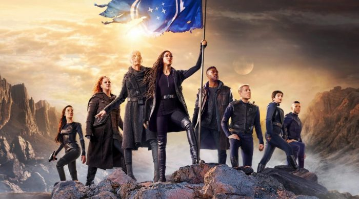 Star Trek: Discovery Season 3 Episode 13 (07 January 2021) – Euro T20 Slam
